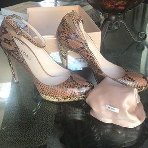 Prada Python Pitone Shoes
